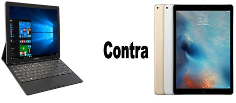 Microsoft diz Que o Surface Pro 4 é Melhor do que o iPad Pro